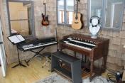 Hammond B3 and Rhodes