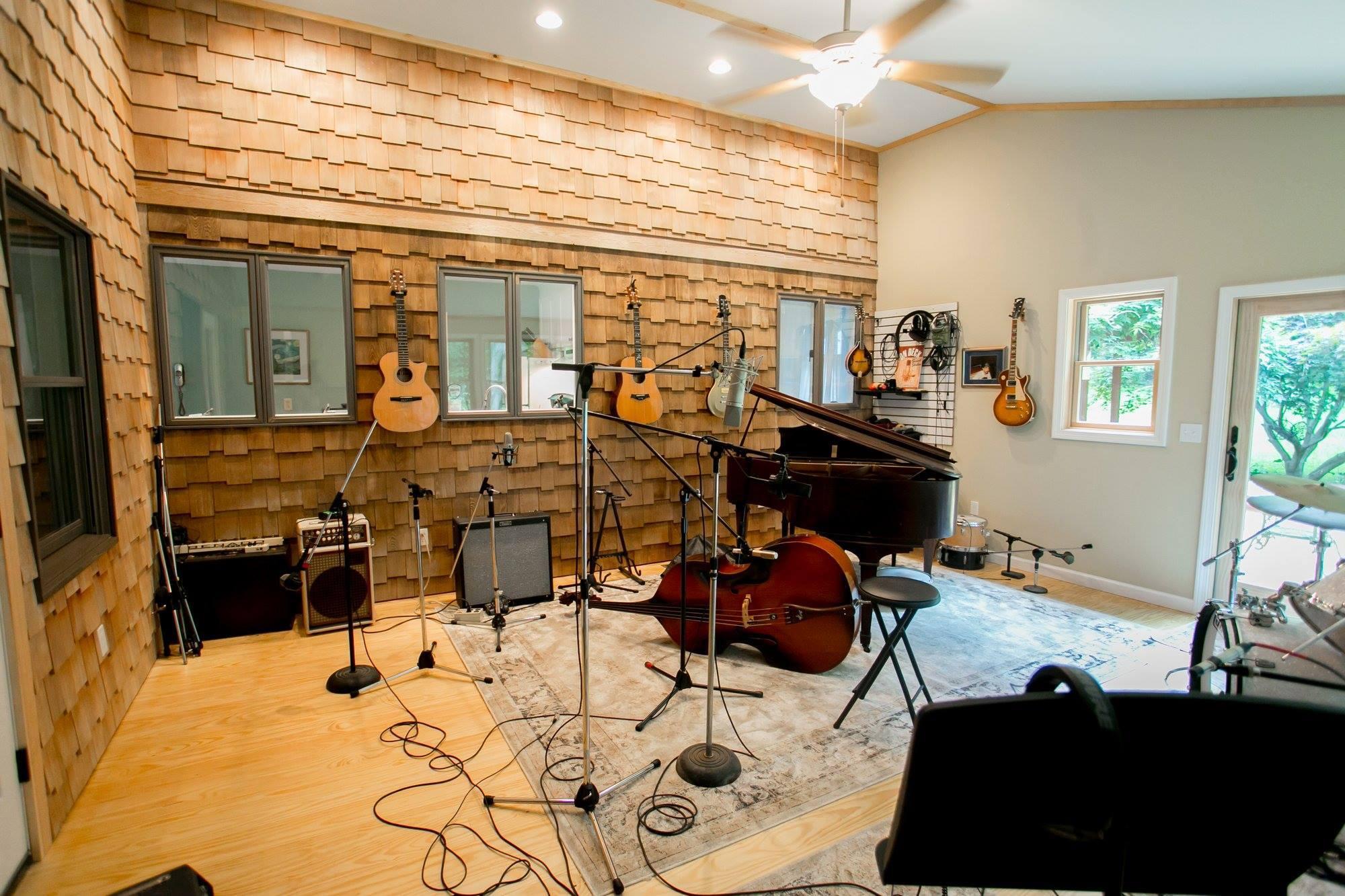 on deck sound studio live room on deck sound studio
